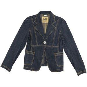 Michael Kors Jacket, Blazer, Denim Jacket NWT,  8P